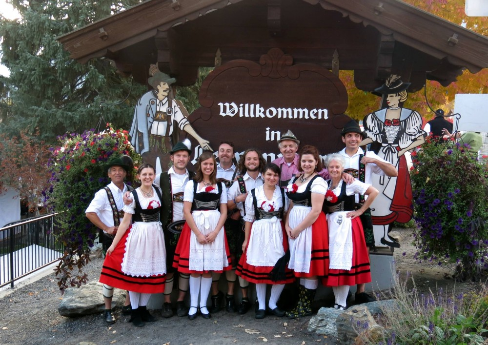 German Dance Group 80